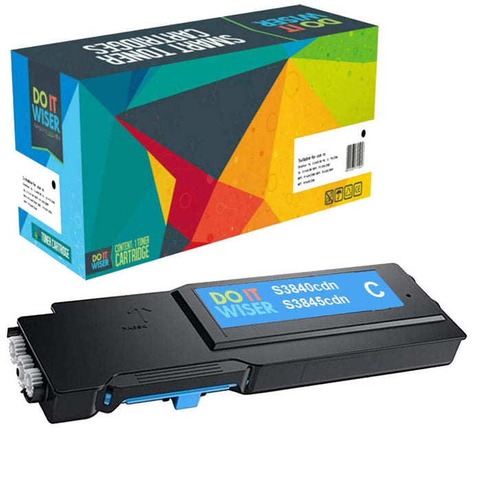 Dell S3840cdn Toner Cyan Extra High Yield