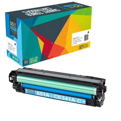 HP LaserJet Enterprise 700 MFP M775z plus Toner Cyan