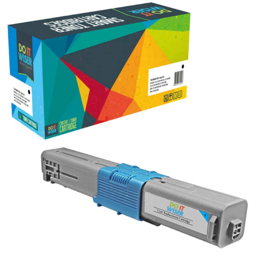 OKI MC351DN Toner Cyan High Yield