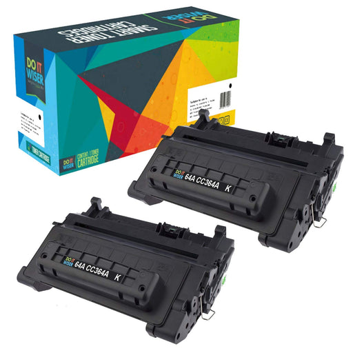 HP LaserJet P4014DN Toner Black 2pack