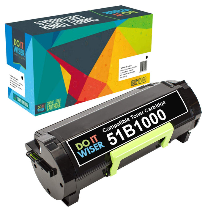 Lexmark MX517 Toner Black