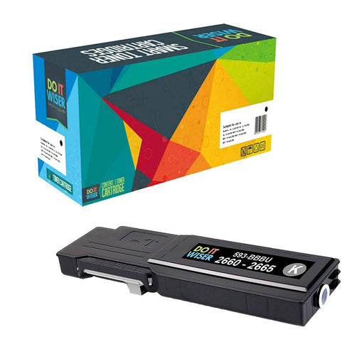 Dell C2665 Toner Black High Yield