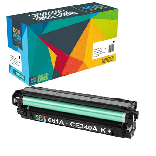 HP LaserJet Enterprise 700 MFP M775z plus Toner Black