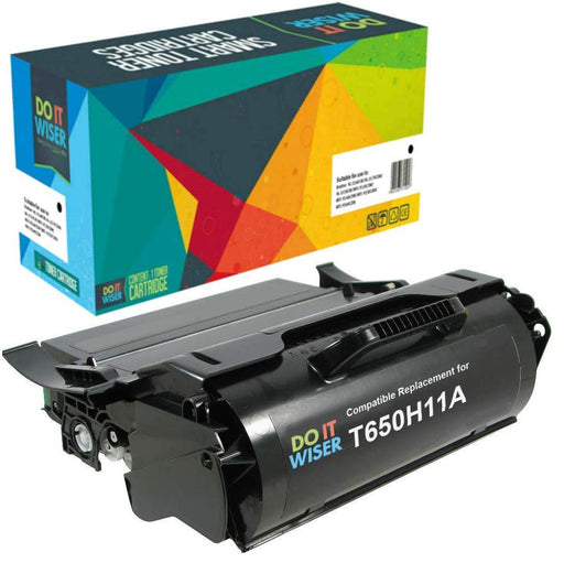 Lexmark TN654 Toner Black High Yield