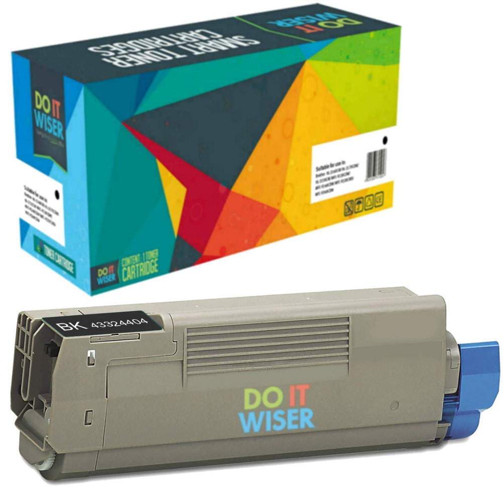 OKI C5800DLN Toner Black High Yield