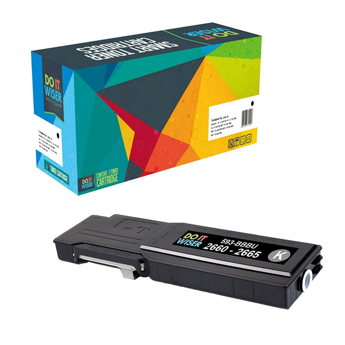 Dell C2660dn Toner Black High Yield