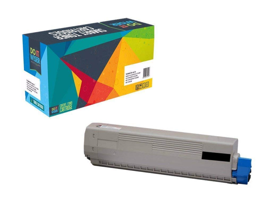 OKI C830N Toner Black High Yield