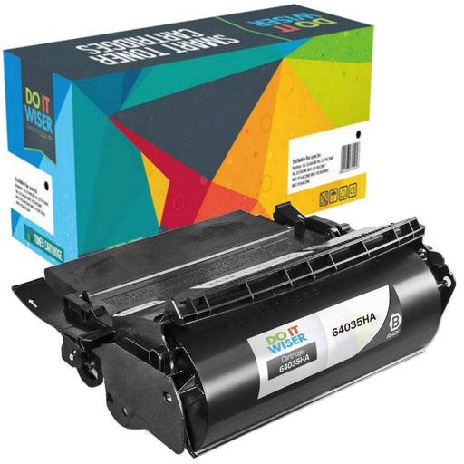 Lexmark T642N Toner Black High Yield