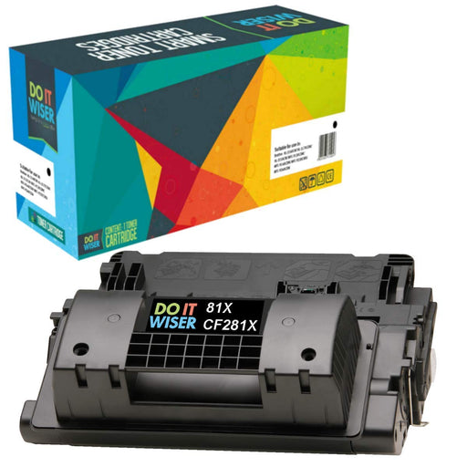 HP LaserJet Enterprise M605x Toner Black High Yield