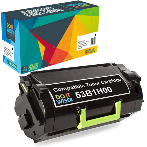 Lexmark MS817n Toner Black High Yield