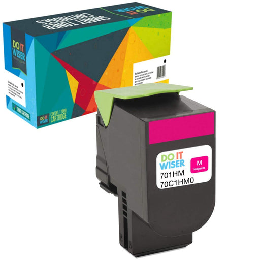 Lexmark CS410nw Toner Magenta High Yield