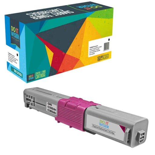 OKI C332 Toner Magenta High Yield