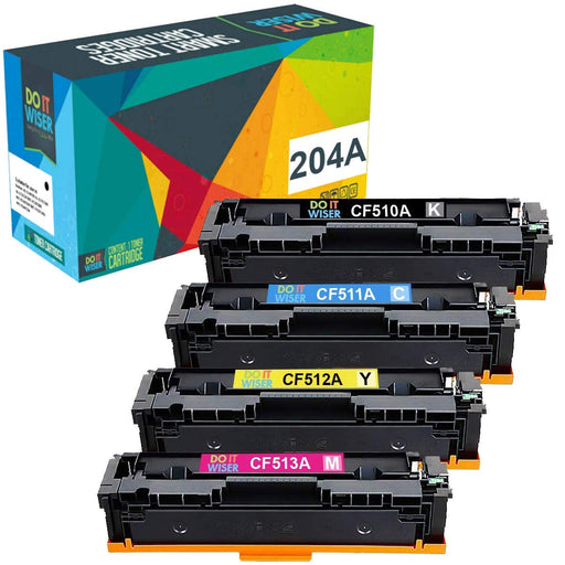 HP Color LaserJet Pro MFP M154a Toner Set