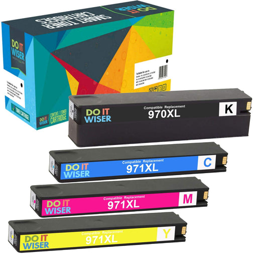 HP Officejet Pro X551dw Ink Set High Yield