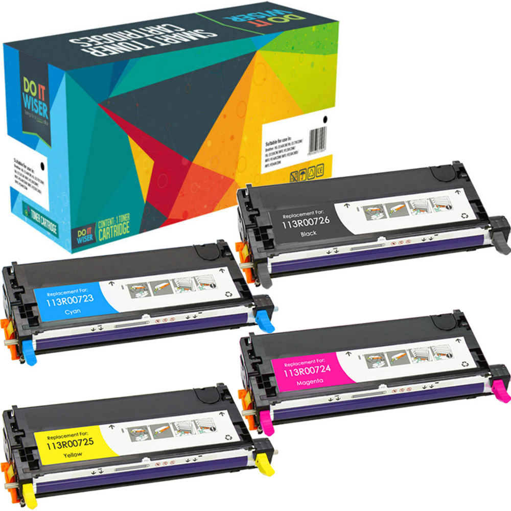 Xerox Phaser 6180 Toner Set