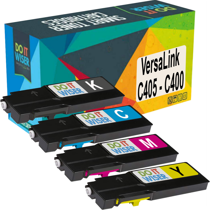 Xerox VersaLink C405dn Toner Set Extra High Yield