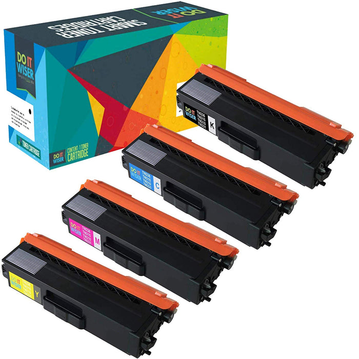 Brother MFC L8600CDW Toner Set High Yield