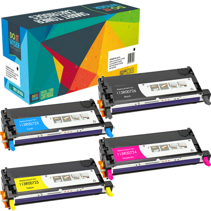 Xerox Phaser 6180DN Toner Set
