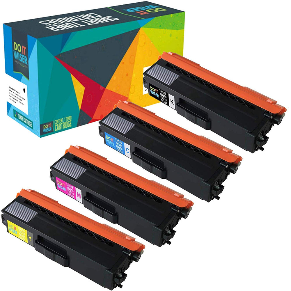 Brother MFC 9460CDN Toner Set High Yield