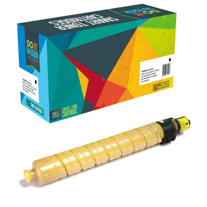 Ricoh Aficio MP C4500 Toner Yellow High Yield