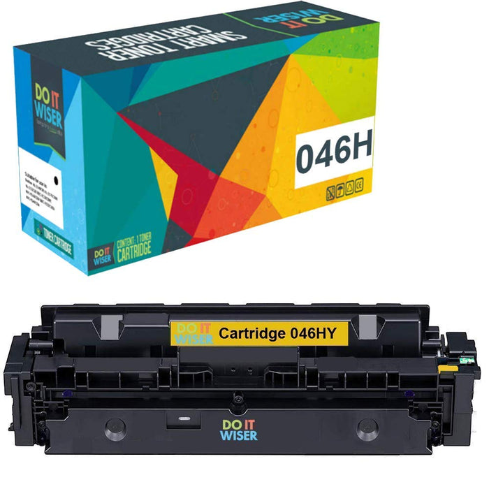Canon Color imageCLASS LBP654cfw Toner Yellow High Yield