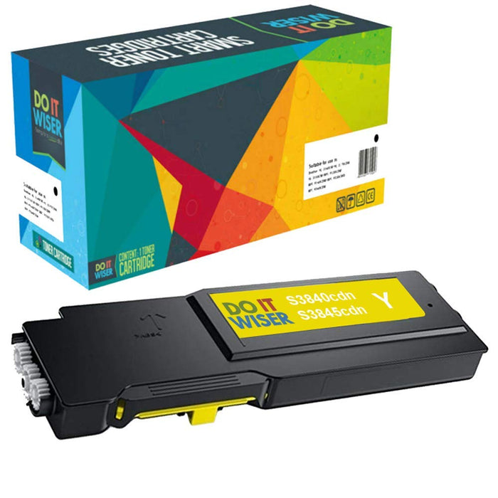 Dell S3845cdn Toner Yellow Extra High Yield