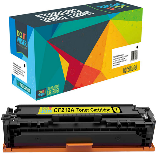 HP LaserJet Pro 200 Color MFP M276NW Toner Yellow
