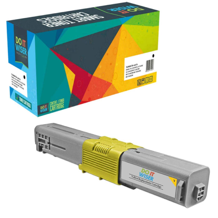 OKI MC562DN Toner Yellow High Yield