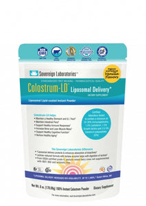 Colostrum LD® Powder, Natural Vanilla Flavor