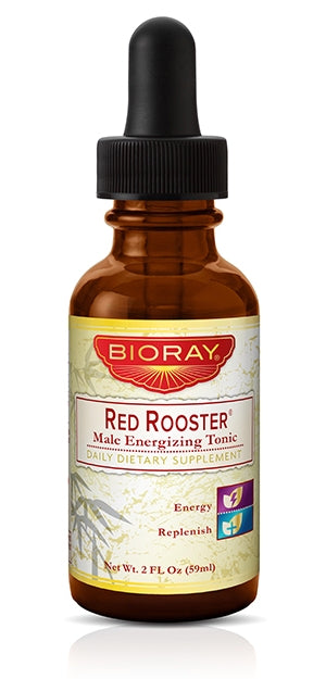 RED ROOSTER® (ORGANIC) MALE ENERGIZING TONIC & NATURAL SENSUAL ENHANCER