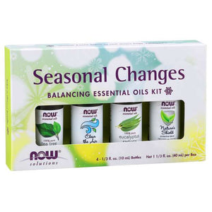 Seasonal Changes Balancing Oil Kit Balancing Essential Oils Kit