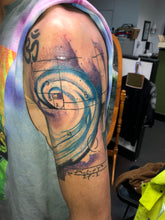 Load image into Gallery viewer, Half sleeve upper arm Tattoo