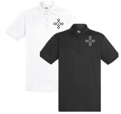 KACPH Mens Performence Polo Shirt