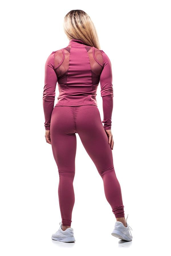 DALY Leggings Pink - GYMKILLER