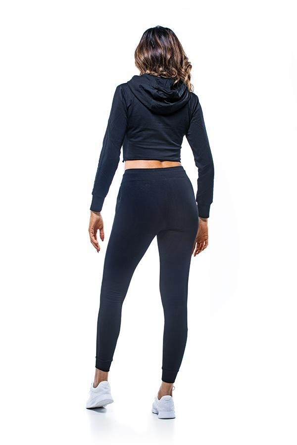 RUTH Jogger Pants Black - GYMKILLER