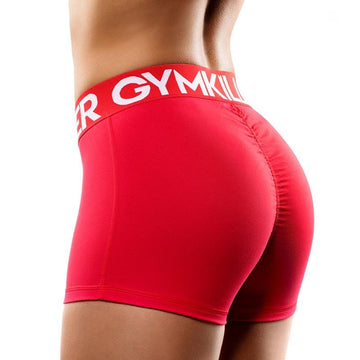 SANDRA Short Red - GYMKILLER
