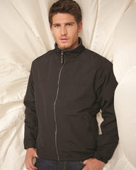 Microfleece Lined Nylon Jacket