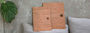 Beautiful and sustainable iPad cases made from amazing cork materials.