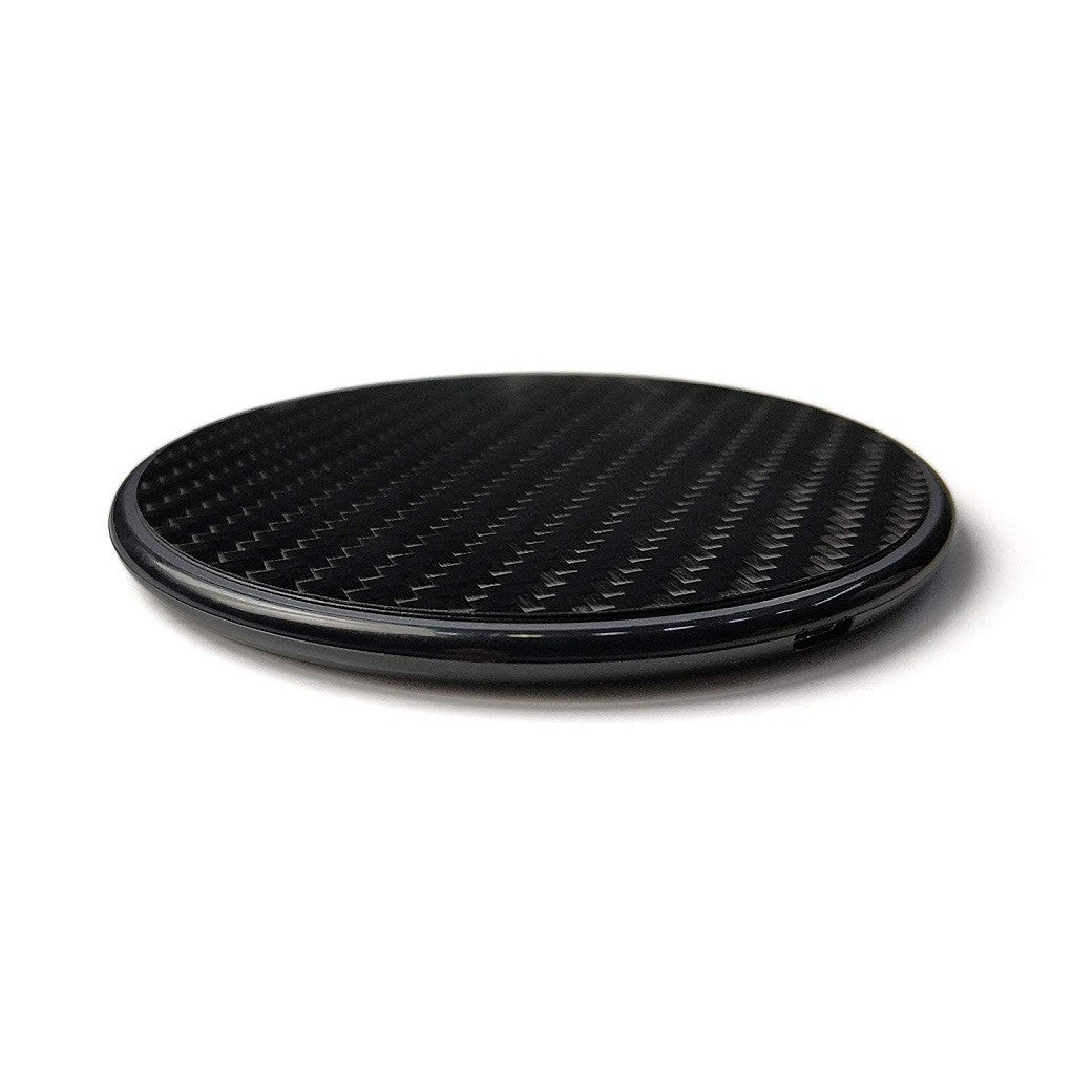 Carbon Fiber Wireless Smartphone Charger