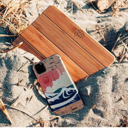Izu Cork Printed Case for iPhone 12/ 12 Mini / 12 Pro / 12 Pro Max / 11 / 11 Pro / 11 Pro Max / SE 2020 / XR / XS Max / 7 / 8 / 7 Plus / 8 Plus-Revealshop.com