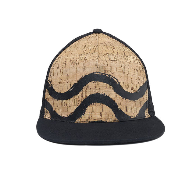 Cork Trucker Hat - Waves-Revealshop.com
