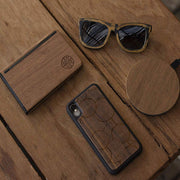 Wood Inspired Qi Enabled Wireless Smartphone Charger-Revealshop.com