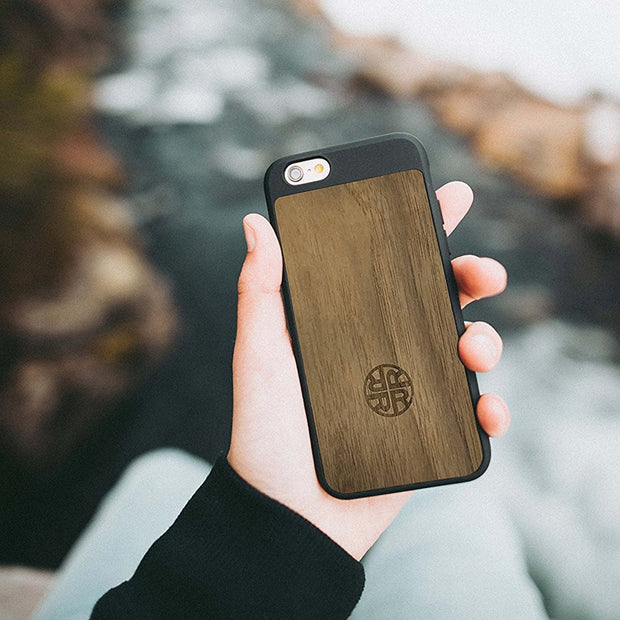 Protective Wood Case for iPhone 7/8/ SE 2020