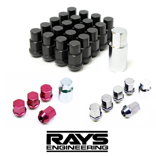 Rays Dura-Nuts (Multiple Color, Thread, Size) a