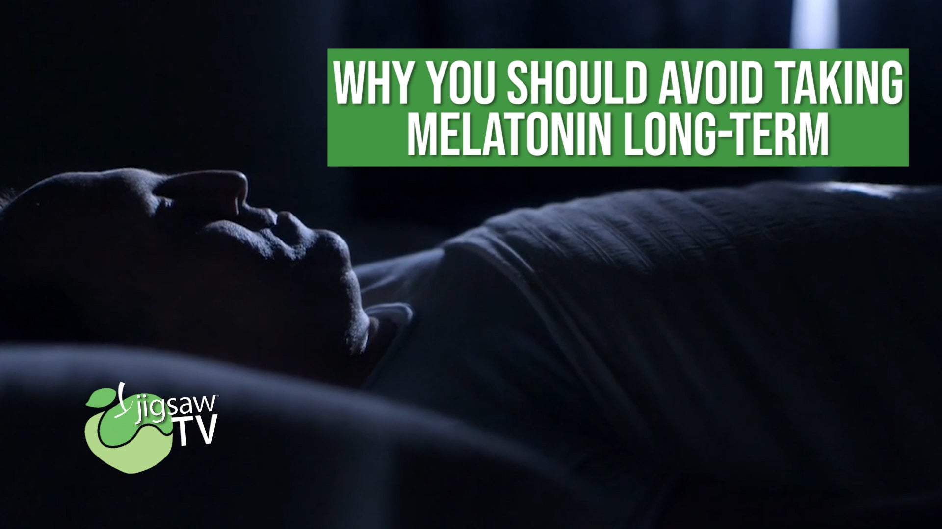 Why Should Avoid Taking Melatonin Long-Term | #ScienceSaturday