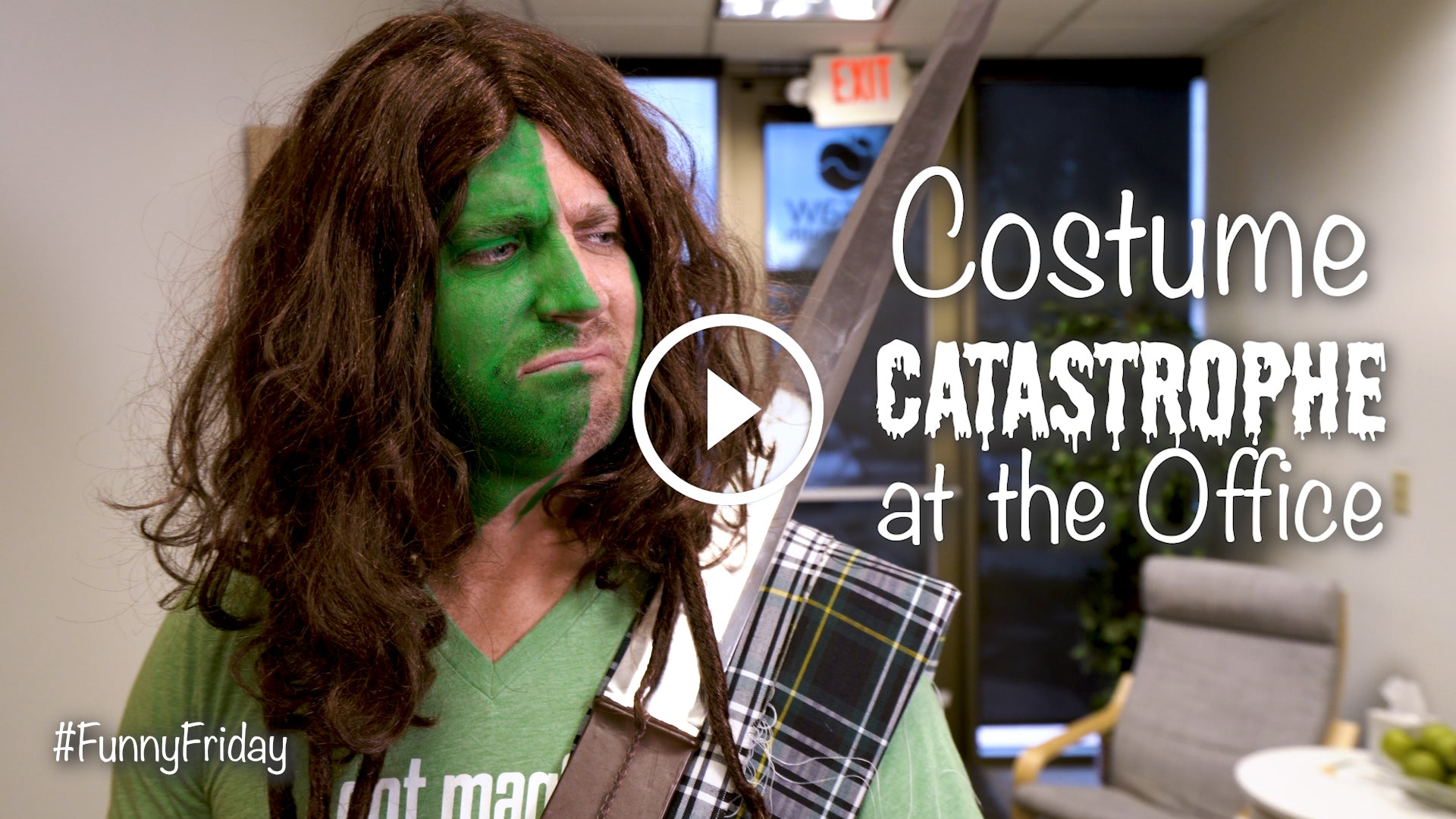Costume Catastrophe at the Office | #FunnyFriday
