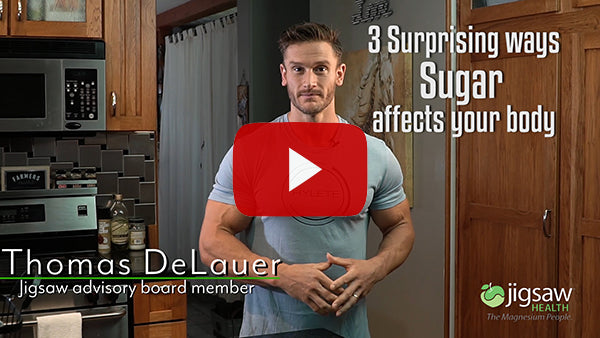 3 Surprising Ways SUGAR affects your body | #ScienceSaturday