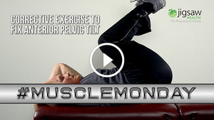Recap of Our Corrective Exercise Video Series | #MuscleMonday