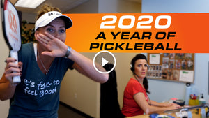 A Year of Pickleball [Bloopers]