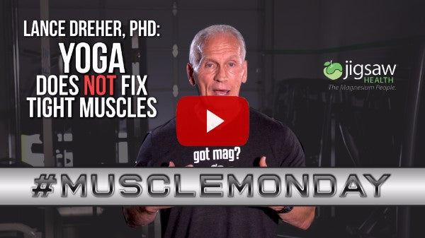 "Lance Dreher, PhD: ""Yoga does NOT Fix Tight Muscles"" 